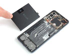 一加 Nord 电池更换