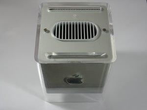Reparación de Power Mac G4 Cube