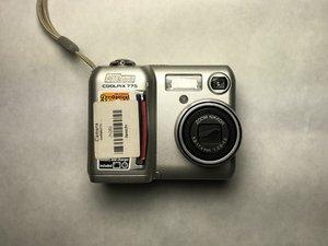 Reparación de Nikon Coolpix 775