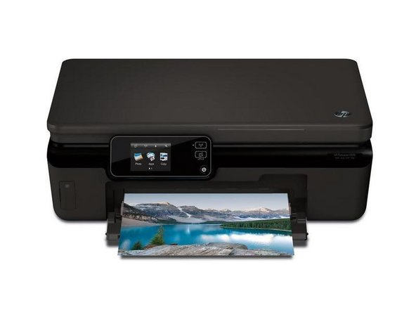 HP Photosmart 5520 Maintenance