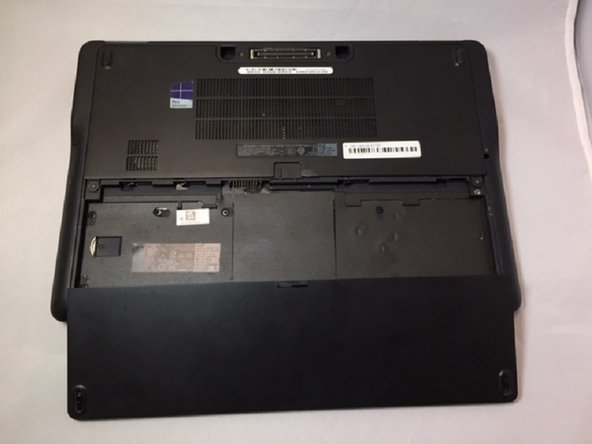 Dell Latitude E7250 Battery Replacement