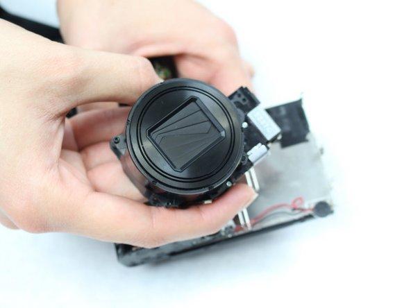 Sony Cyber-shot DSC-HX80 Lens Replacement