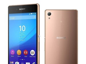 Sony Xperia Z3 A SIM slot Replacement