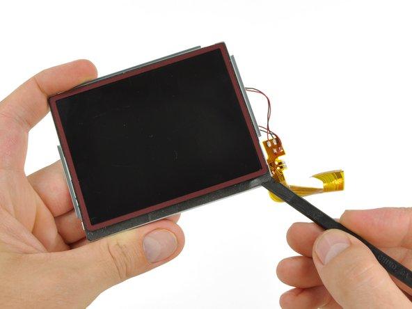Nintendo DSi XL Upper LCD Replacement