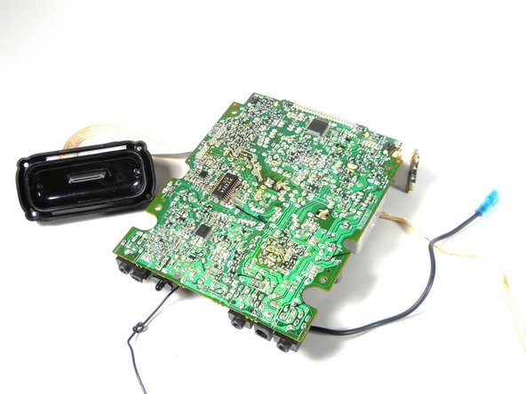 iHome iH8BR Motherboard Replacement