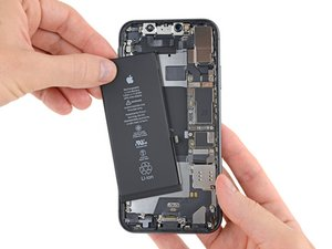 Remplacement de la batterie de l'iPhone 11