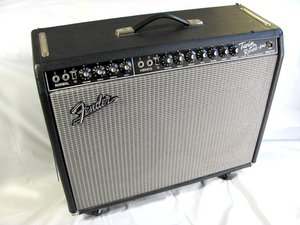 Fender '65 Twin Reverb Repair