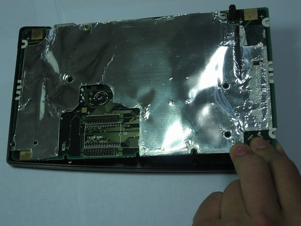 Texas Instruments TI-92 Motherboard Replacement