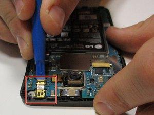 Nexus 5X Frontkamera