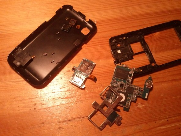 Parts parts parts!