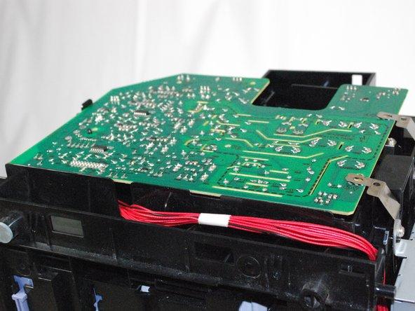 Accessing Samsung ML2510 Circuit Board