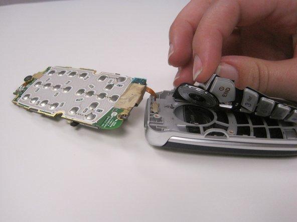Verizon Wireless CDM 7075 Keypad Replacement