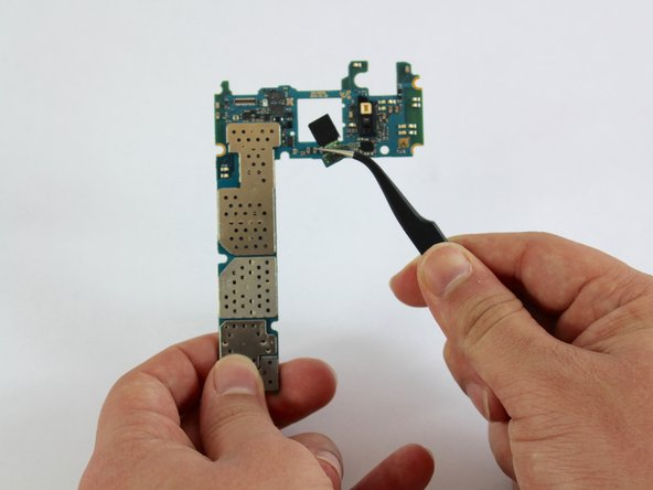 Samsung Galaxy S6 Active Front Camera Replacement