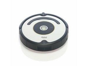 Riparazione iRobot Roomba 620
