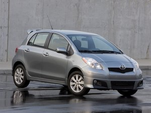 2005–2010 Toyota Yaris Repair