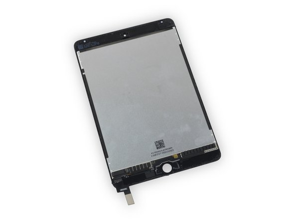 iPad mini 4 LTE Screen and Digitizer Replacement