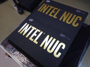 Intel NUC6i7KYK Teardown