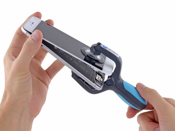 Procédure d'ouverture iSclack pour iPhone 6 Plus