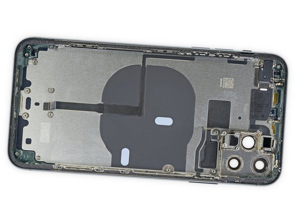 iPhone 11 Pro Rear Case Replacement