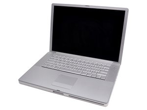 "PowerBook G4 Aluminum 15"" 1-1.5 GHz Repair"