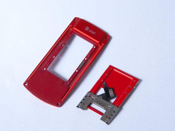 Remplacement du mécanisme coulissant du LG CF360