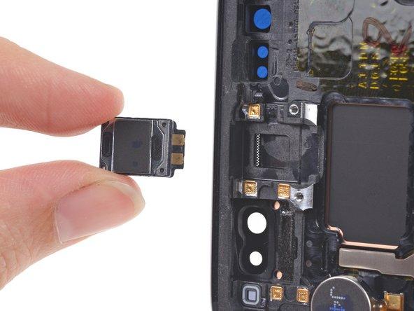 Samsung Galaxy S8 Earpiece Speaker Replacement