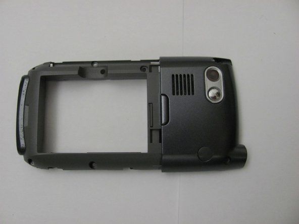 Palm Treo 700P Back Case Replacement