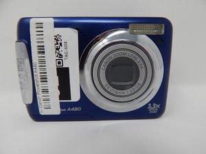 Canon PowerShot A480 Repair