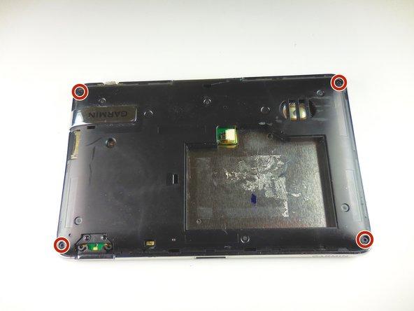 Garmin nüvi 3590 LMT Speaker Replacement