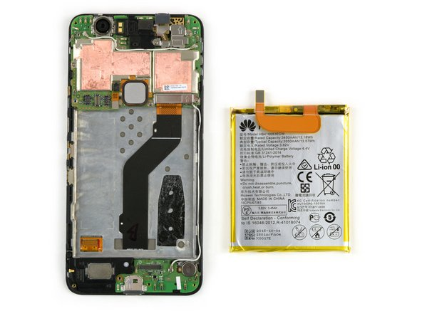 Nexus 6P Battery Replacement