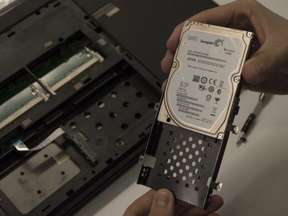 Asus G74SX-BBK7 Hard Drive Replacement