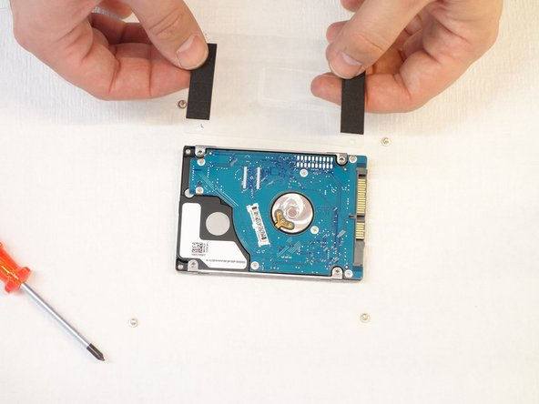 Replace hard drive why! W253EU