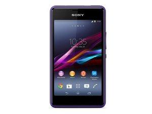 Sony Xperia E1 Repair