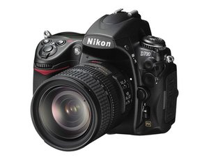 Nikon D700 Repair