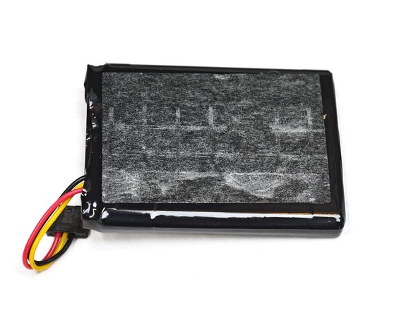 TomTom GO 500 Battery Replacement