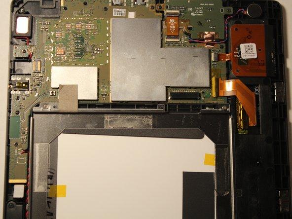 Remplacement de la carte mère du Lenovo Ideatab S6000