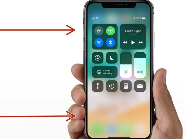 How to apply tempered glass / screen protector to an iPhone X