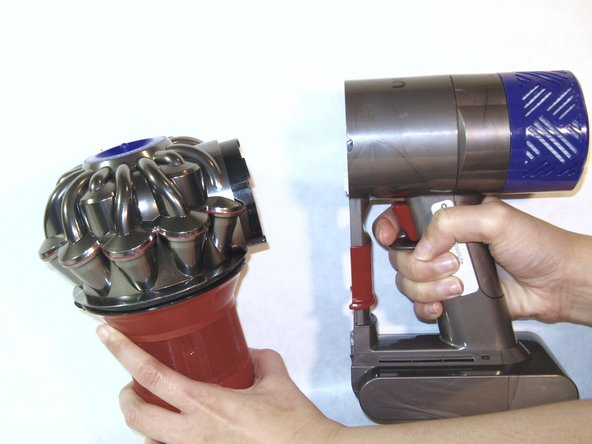 Dyson v6 Absolute Main Body Replacement