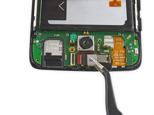 Motorola Droid Turbo Front Facing Camera Replacement