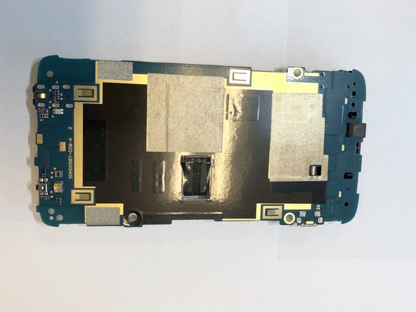HTC Trophy Motherboard Replacement