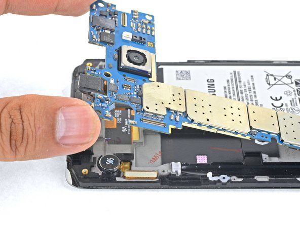 Samsung Galaxy Note5 Motherboard Replacement