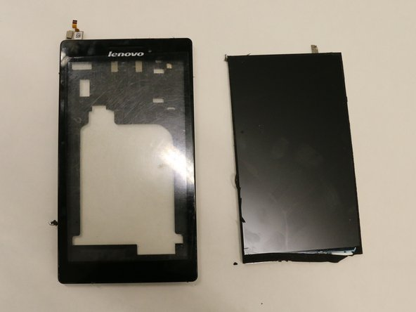 Lenovo Tab 2 A7-20F LCD Screen Replacement