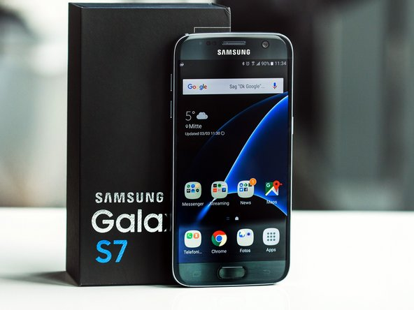 Samsung Galaxy S7 Microphone Replacement
