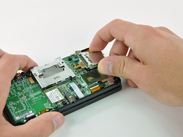 Nintendo 3DS SD Board Replacement