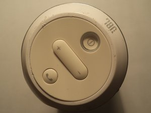 JBL Flip Button panel disassembly