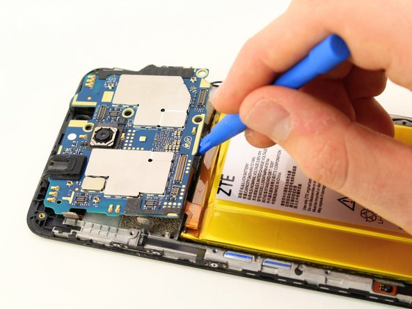ZTE ZMax Pro Motherboard Replacement