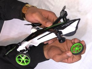 Back Wheels