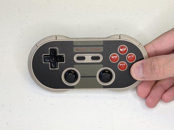 8BitDo NES30 Pro Gamepad Button Replacement