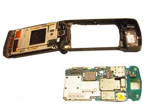Upper Metal Frame