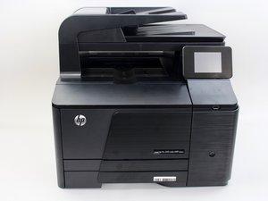 HP Laserjet Pro 200 Color MFP
